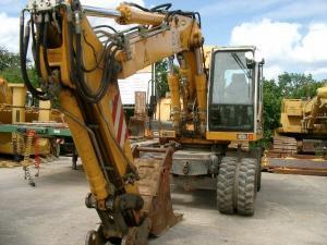 Excavator Liebherr A 914 B Li
