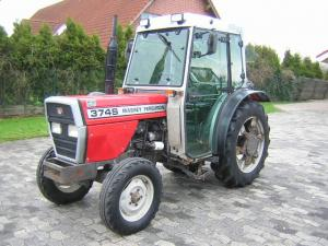 Tractor massey ferguson 374 s
