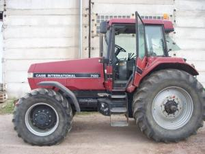 Tractor case ih 7120