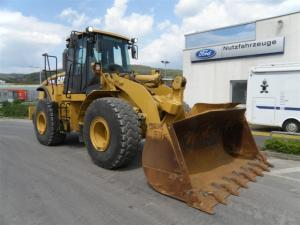 Incarcator caterpillar 950 h