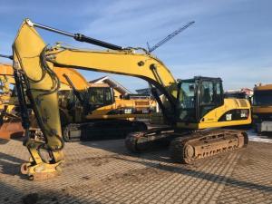 Excavator pe senile Caterpillar 324D LN