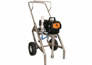 Pompa Airless Bisonte PAZ-6331i, motor electric 230V-50Hz, 1.8kW, debit 3.8 l/min, zugravit/vopsit