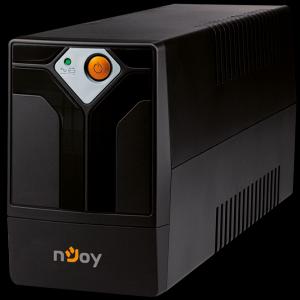 UPS 0,6 kVA nJoy Septu 600, Line Interactive, baterie inclusa, monofazat
