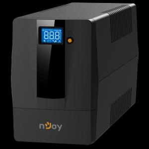 UPS 0,6 kVA nJoy Horus Plus 600, Line Interactive, baterie inclusa, monofazat