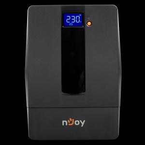 UPS 1,5 kVA nJoy Horus Plus 1500, Line Interactive, baterie inclusa, monofazat