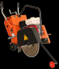 "Masina de taiat beton / asfalt bisonte mta400-h, tip motor honda """