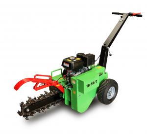Masina Sapat Santuri Laski TR 50/7/60, putere 5,2 kW, motor benzina, pornire la sfoara