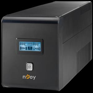 UPS 1 kVA nJoy Isis 1000L, Line Interactive baterie inclusa monofazat