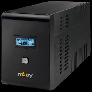 UPS 1,5 kVA nJoy Isis 1500L, Line Interactive baterie inclusa monofazat