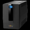Ups 2,0 kva njoy isis 2000l, line interactive, baterie inclusa,