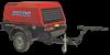 Motocompresor rotair mdvn 53k, kubota 49.0 cp, 5.2 mc/min., presiune 7