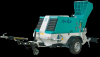 Pompa sapa imer mover 270dbr, remorcabila, motor kubota, 65 cp,