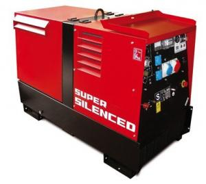 Generator de sudura Kohler ESE -TS 300 KS/EL, 10 kVA, diesel, trifazat