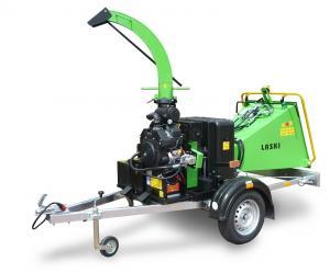 Masina Tocat Crengi Laski LS 150/27 C, putere 18,6 kW, motor benzina, pornire electrica