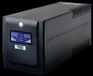UPS TED-1200VA cu AVR, Line Interactive