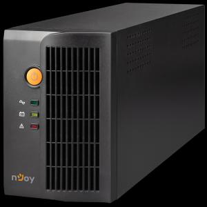 UPS 0,6 kVA nJoy Eris 600 Backup pe Perioade Lungi Unitati Centrale de Incalzire Line Interactive fara baterie monofazat