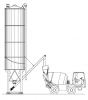 Silozulrile verticale - silmatic 45 , capacitate 45, greutate proprie