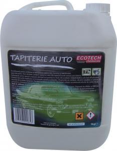 Solutii curatat tapiterii auto
