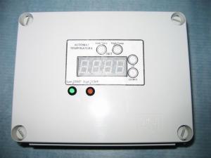 Automat Monitorizare Temperatura ATEMP_01
