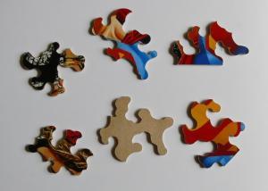 Puzzle fotografie