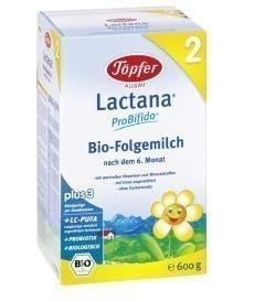Lapte praf Lactana Topfer 2