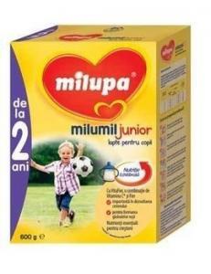 Milumil Junior 2+ Formula de lapte