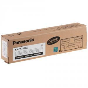 Cartus toner KX-FAT472X negru Panasonic 2000 pagini
