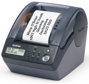 Imprimanta pentru etichete brother ql650