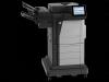Multifunctional hp laserjet enterprise flow m680z a4 color 4 in 1