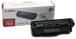 Cartus toner CRG-703 negru Canon 2000 pagini