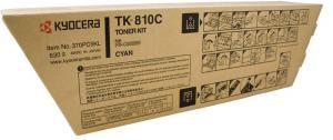 Toner tk 810c cyan