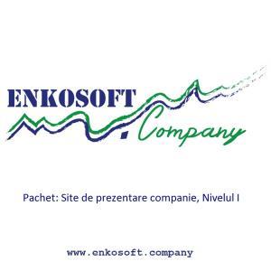 Site de prezentare companie
