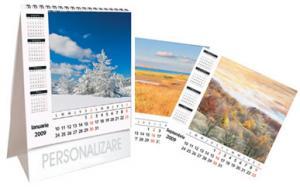 Calendar personalizat 2009