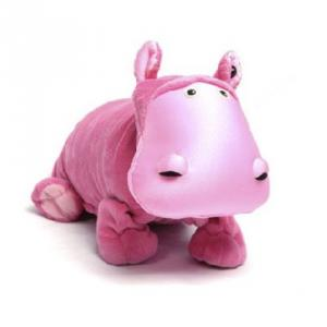 Pernuta, paturica si jucarie plus Hipopotam