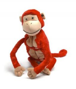 Jucarii plus maimute