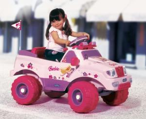 Masina BARBIE CAR