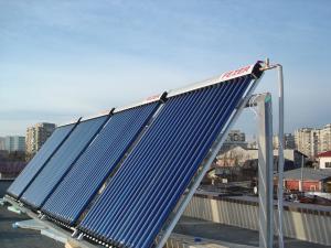 Incalzire panouri solare