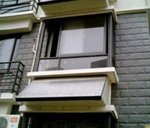 Instalatie solara de balcon