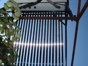 Tuburi vidate pentru panouri solare