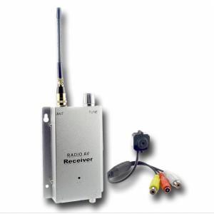 Camera wireless video tv