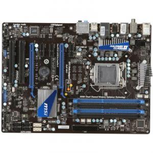 Placa de Baza MSI P67A-G45 Socket 1155 Rev.B3