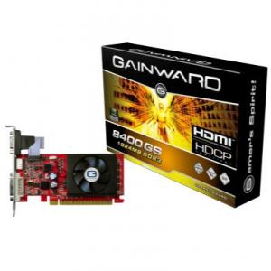 Placa Video Gainward GeForce 8400GS 1GB GDDR3 64bits