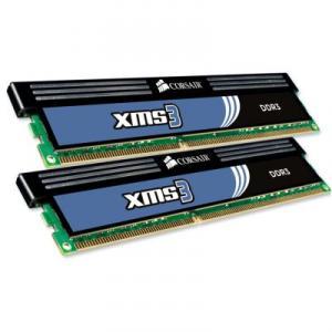 Kit Memorie Dual Channel 2GB DDR3 1333 CL9 XMS3 Corsair
