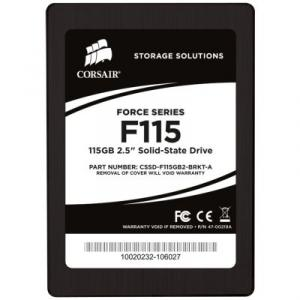 SSD 2.5inch 115GB MLC Corsair Force F115 280 / 270 MB SATA II