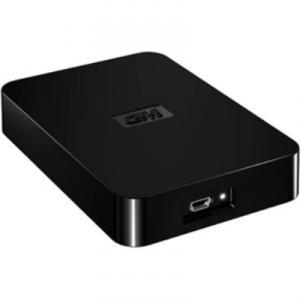 HDD Extern Western Digital 750GB USB 2.0 Elements Portable SE Black