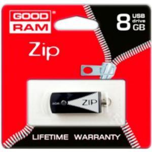 Stick Flash USB 8GB Good Drive Zip Black GoodRAM