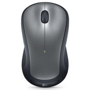 Mouse Logitech M310 Optical Wireless Nano USB Silver pentru notebook