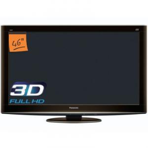 Plasma TV 3D 46inch Panasonic TX-P46VT20E 600Hz Full HD