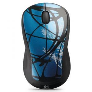 Mouse Logitech M310 Optical Wireless Nano USB Dark Vine pentru notebook