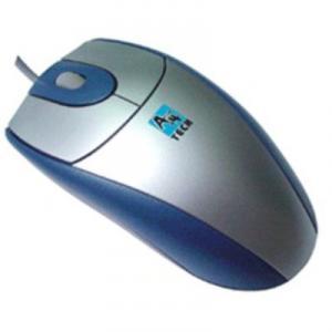 Mouse A4Tech SWOP-25 Optical 3D PS/2 Blue
